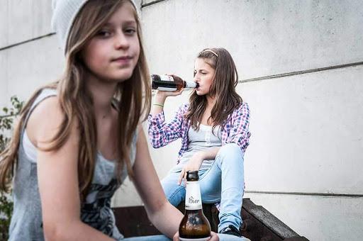 если в семье пивных алкоголиков есть дети