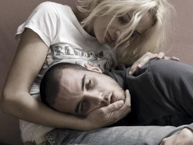 как помочь мужу наркоману