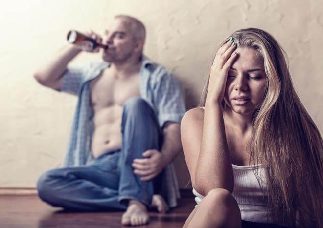 как женщине отучить мужа от пива