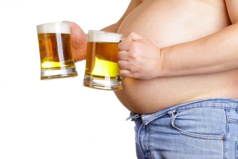 пивной алкоголизм стадии